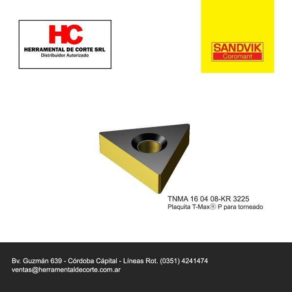 Inserto TNMA 160408-KR 3225
