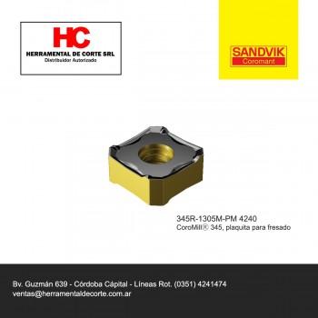 Inserto 345R-1305M-PM 4240