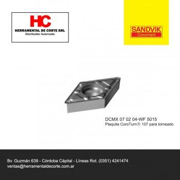 Inserto DCMX 070204-WF 5015