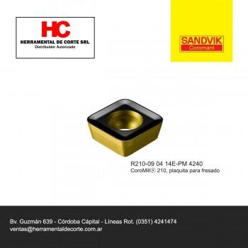 Inserto  R210-090414E-PM 4240