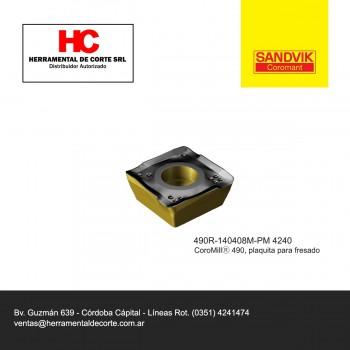 Inserto 490R-140408M-PM 4240