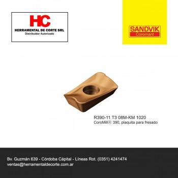 Inserto  R390-11T308M-KM 1020