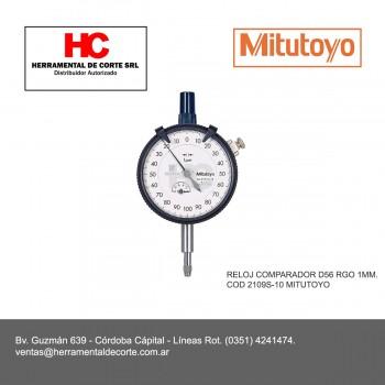 2109S-10 RELOJ COMPARADOR D56 RGO 1MM